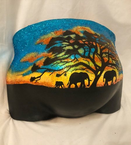Beauty Bump Casting African Belly Bowl Cast - Essex - Greater London - Surrey